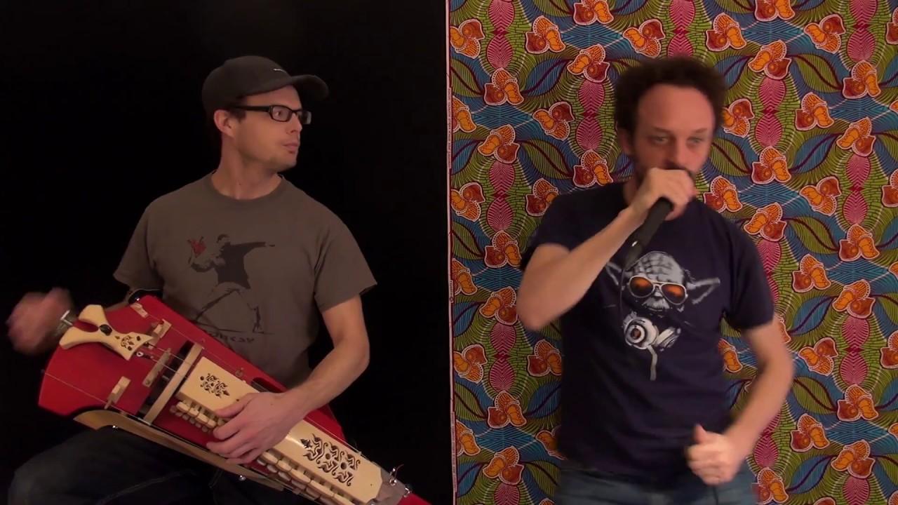 Crømatic Elektric - Hurdy-Gurdy vs Beatbox
