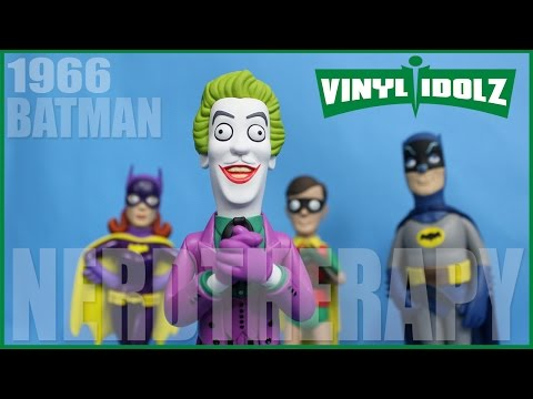 1966 Batman Vinyl Idolz - Giveaway