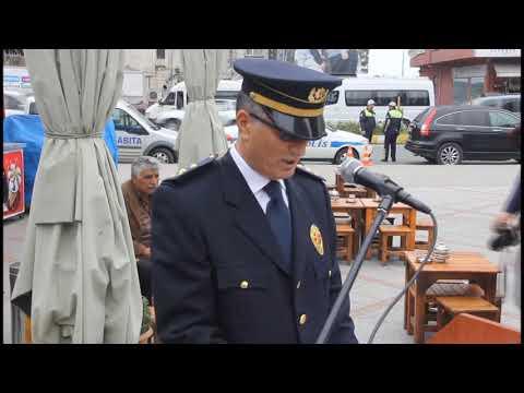 Türk Polis Teşkilatı'nın kuruluşu Pazar'da törenle kutlandı