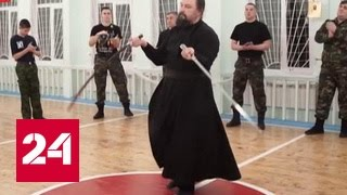Крестом и мечом. Специальный репортаж Анны Афанасьевой