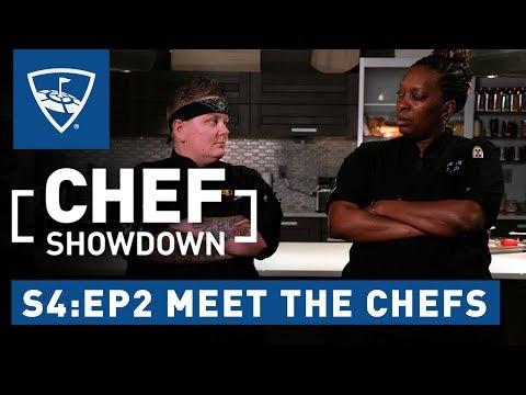 Chef Showdown | Season 4: Episode 2 Meet the Chefs | Topgolf
