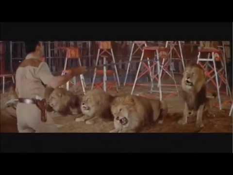 Domador e Treinador de Leões, Clyde Beatty
