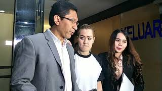 Melodya Vanesha Laporkan Sheila Marcia ke Polisi