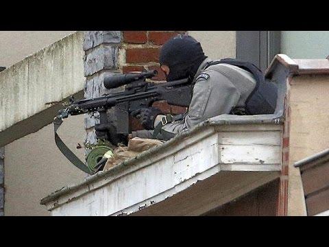 Βέλγιο: Συνεχίζεται το ανθρωποκυνηγητό στο Βέλγιο – Στο 3 το επίπεδο συναγερμού