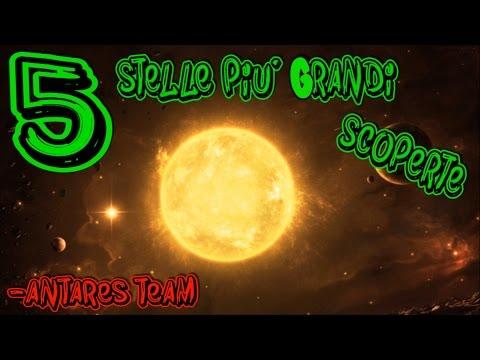 Le 5 STELLE Più GRANDI Scoperte / [ Foto di Gruppo] видео
