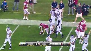 Landry Jones vs UConn (2010)