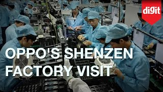 Video OPPO Shenzhen Factory Visit | Digit.in MP3, 3GP, MP4, WEBM, AVI, FLV November 2018