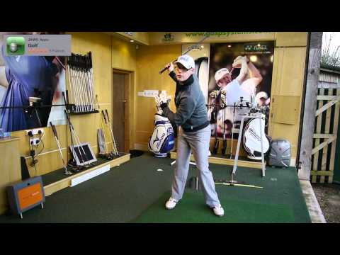 Cure Your Slice and Backswing Golf Lesson