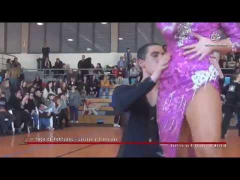 1º Taça de Portugal - Latina e Clássicas de Dancas de Salão