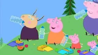 Peppa Pig - Praščić Peppa - Zabavna utrka - Hrvatski