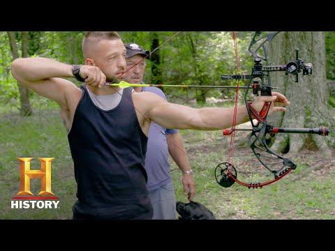 Swamp People: Archery Sudden Death - Jay Paul vs. Chase (Season 9) | History