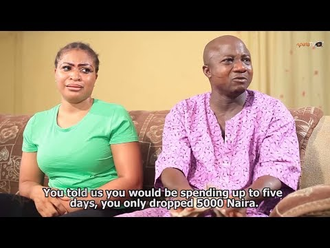 Saratu Ati Salako Latest Yoruba Movie 2019 Comedy Starring Sanyeri | Okele