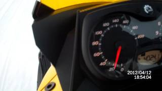 2. Ski Doo Renegade 550f Acceleration & Top Speed