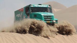 Iveco Dakar 2014  Stage 8