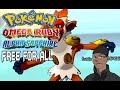 Pokemon ORAS FFA: Gusty Garden Galaxy