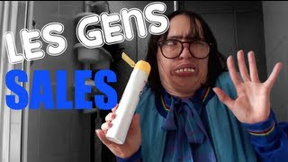 Video Les gens sales - Natoo MP3, 3GP, MP4, WEBM, AVI, FLV Agustus 2017
