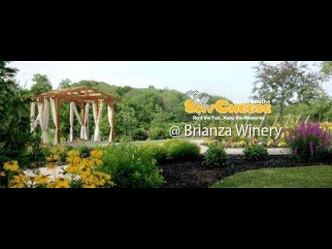 Say Cheese Photo Booth at Brianza Gardens and Winery