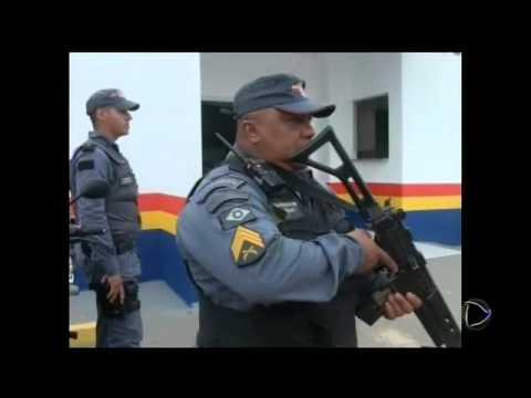 Bandidos explodem caixa eletrônico em Peixoto de Azevedo