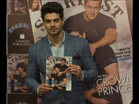 I didn't tell mom and dad for one to one and half years : Sooraj pancholi