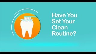 Set your Clean Routine