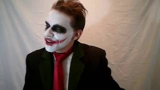 The Joker Suicide Squad Scene