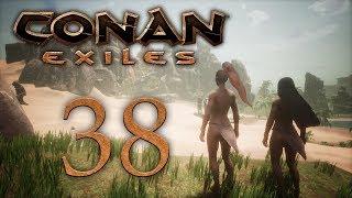 Conan Exiles — прохождение игры на русском — Ведьма [#38] | PC