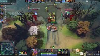 The Mongolz vs RRQ  || WCA 2017 APAC || bo3 || by @Zais & @Phant - 6th July #1