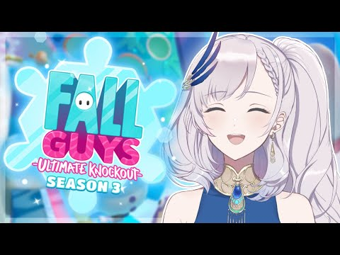 【Fall Guys】Falling is fine if it's for you.【hololiveID 2nd generation】