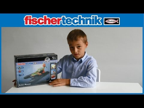 fischertechnik PROFI Solar Power - 533875 - product testing