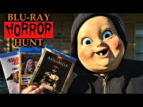 Annabelle: Creation of a Blu-ray Hunt