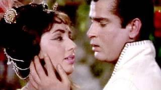 Tumne Pukara Aur Hum Chale Aaye - Shammi Kapoor, Sadhna, Rajkumar, Romantic Song full download video download mp3 download music download