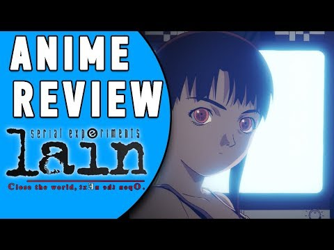 ANIME REVIEW: SERIAL EXPERIMENTS LAIN [German/Deutsch]