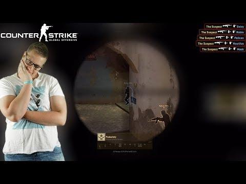 VIDÍ PŘES ZDI? | Counter Strike: Global Offenssive Overwatch #04