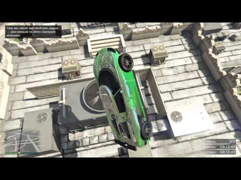 GTA V ONLINE Corridas impossveis #2