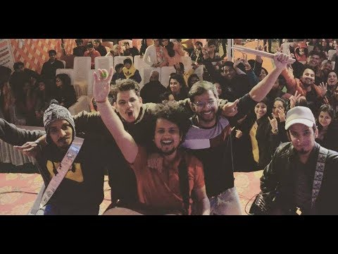 Gig V'Log 1 || D.M.S Concert || Unknown Artist The Band