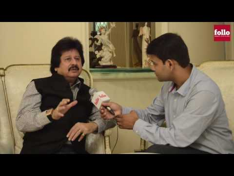 My Aim Was Always To Became A Ghazal Singer :    Pankaj Udhas part 2