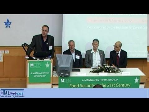 Eröffnungssitzung - Food Security im 21. Jahrhundert
