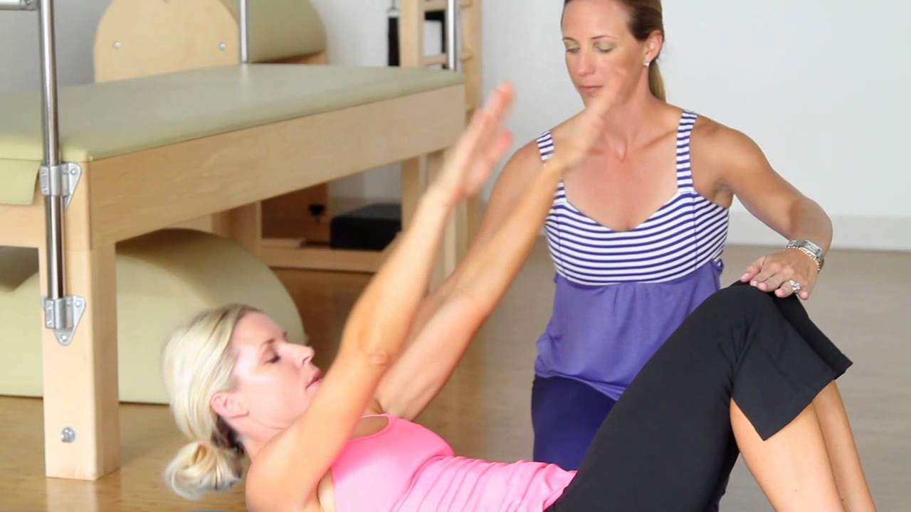 Pilates In the Grove Workouts: At Home