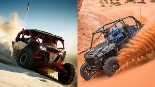 3. Can-Am Maverick X3 MAX vs  Polaris RZR XP 4 Turbo Specs Comparison