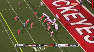 John Simon vs Wisconsin (2011)