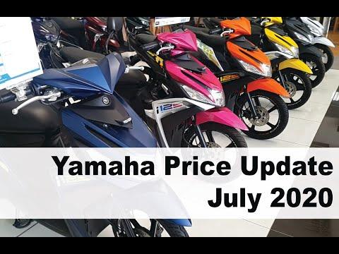 Yamaha Price Update Philippines 2020 (July 2020) / Mio I 125 / Mio Sporty / Mio Soul I / Nmax 155 /
