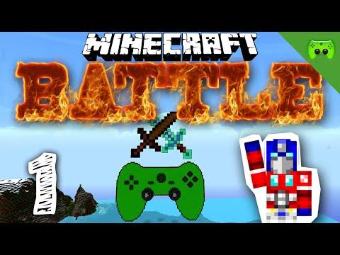 MINECRAFT BATTLE # 1 - Sepjööö «» Let's Play Minecraft Battle Season 6 | HD