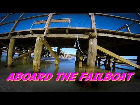 Failboat FPV