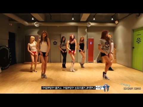 After School 'first Love' Mirrored Dance Practice