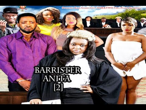 Barrister Anita 2 - Latest Nigerian Nollywood Movie