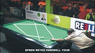Video Legend Efren Reyes 2018 - Most Super Shots and Funny moments Compilation MP3, 3GP, MP4, WEBM, AVI, FLV Mei 2019