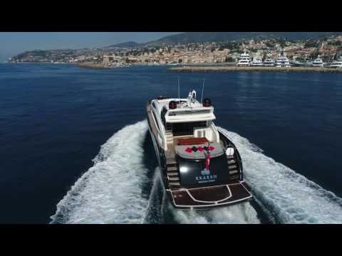 Sunseeker Predator 84video