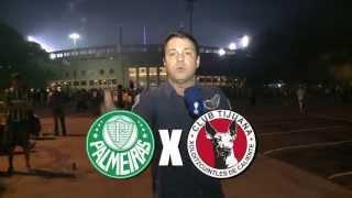 Palmeiras x Tijuana - Libertadores 2013