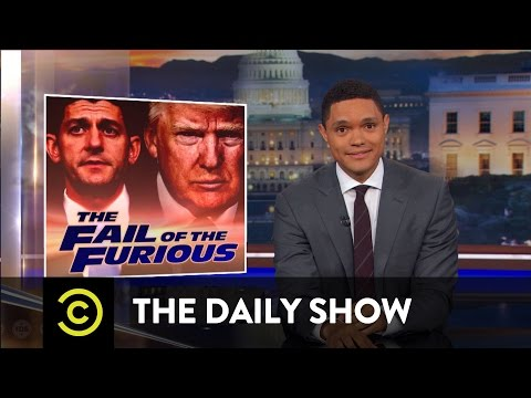 Trevor Noah: The Playa-Hater Phenomenon