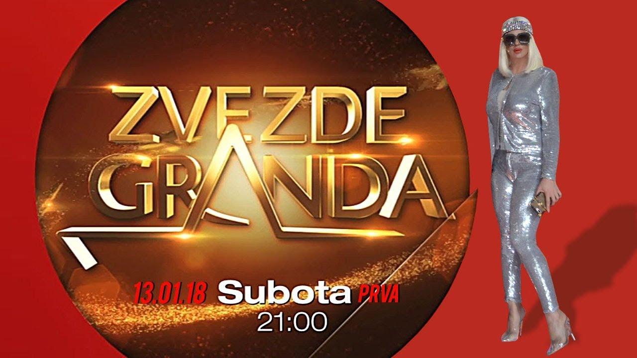 NOVE ZVEZDE GRANDA 2018: Petnaesta emisija – 13. 01. – najava